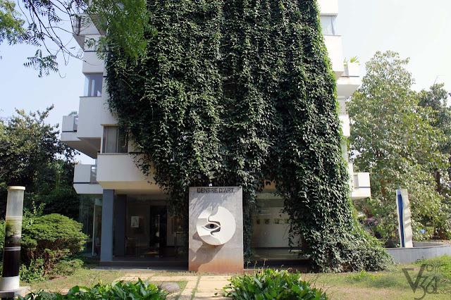 Auroville Centre d'Art – Citadines