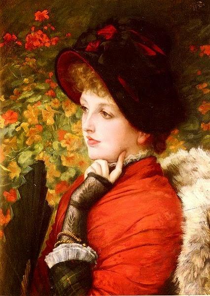 O Tipo de Beleza - As principais pinturas de James Tissot ~ Francês