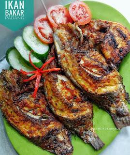 Ide Resep Masak Ikan Bakar Padang