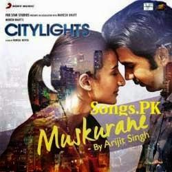 Muskurane ki Wajah Lyrics - CityLights