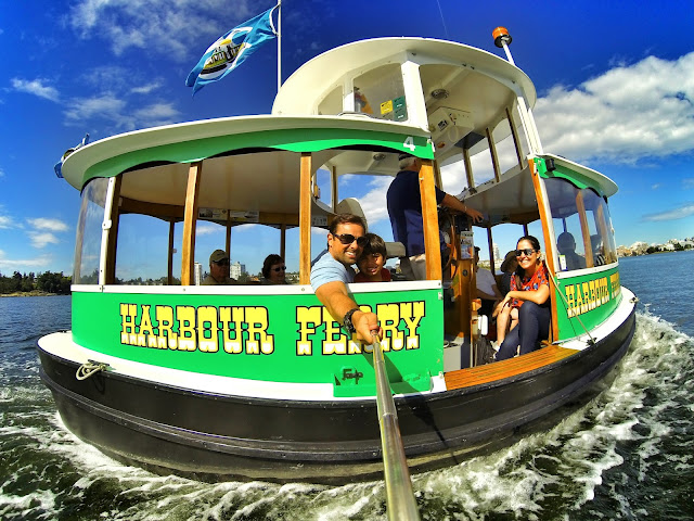 Victoria Harbour Tour
