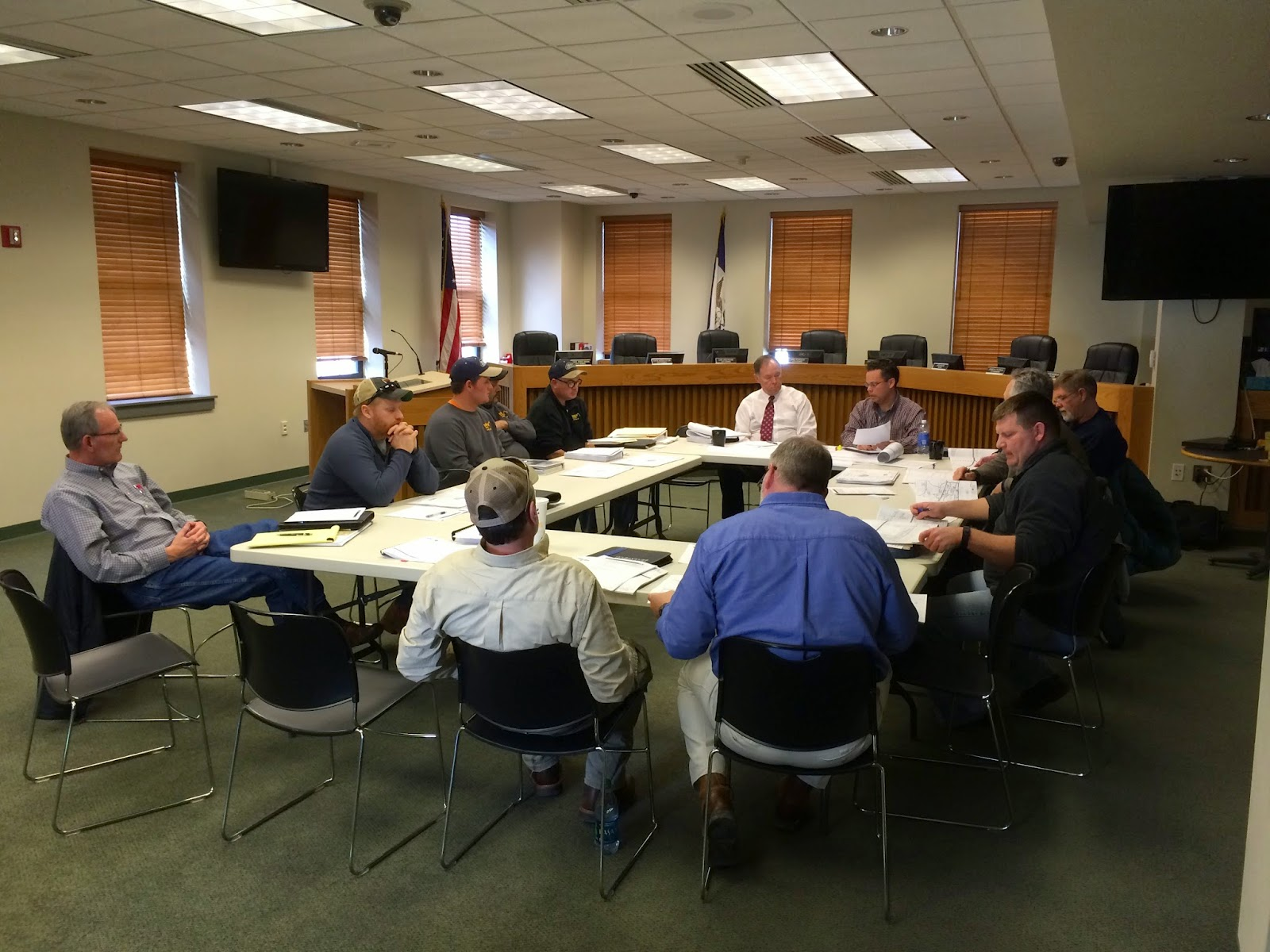 Expansion Blvd Sw Project Kicks Off With Pre Construction Meeting