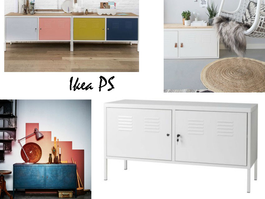 Deco low cost ideas para transformar armario ikea ps - Transformar muebles ikea ...