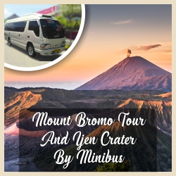 Bromo And Ijen Tour By Minibus
