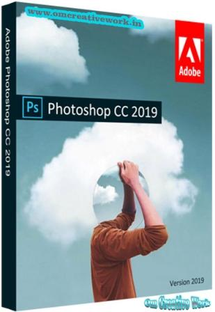 Adobe Photoshop CC 2019 Free Download New Update