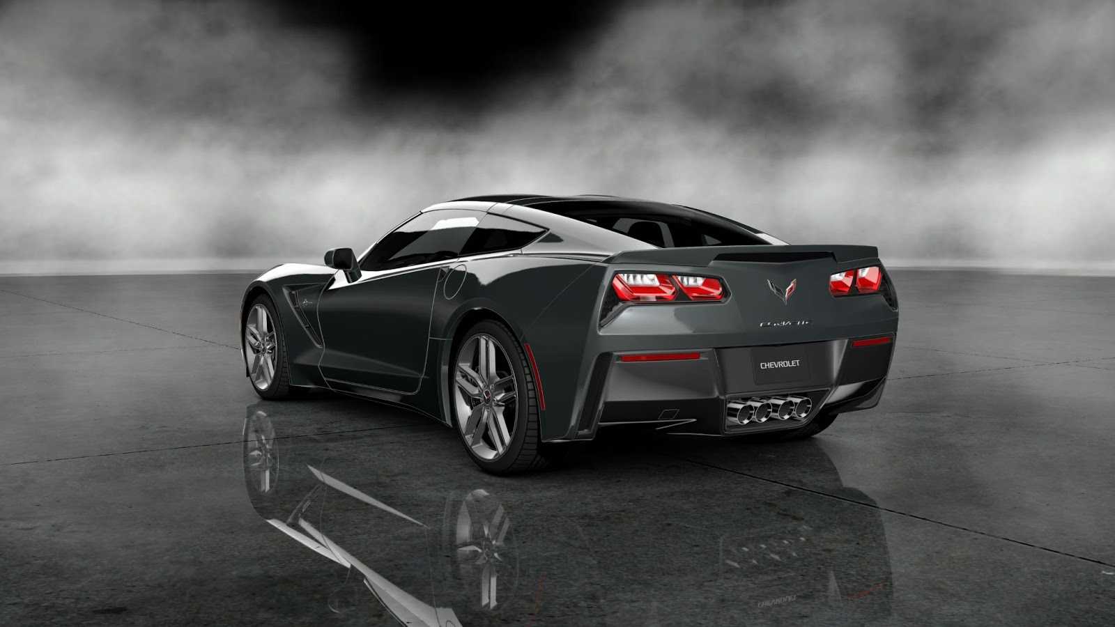 Wallpapers Wallpaper The Best Looking American Sports Car