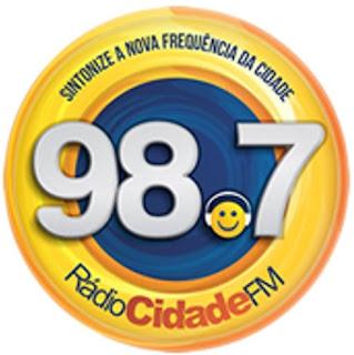 Rádio Cidade FM de Caldas Novas GO ao vivo