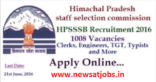 hpssb+recruitment+2016