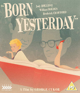 Born Yesterday - Cover