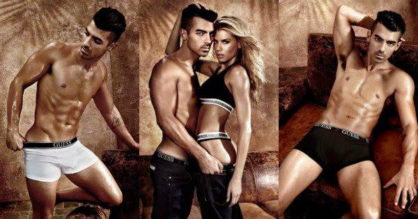 Jonas Que Sexy Underwear Joe Guess Nunca En Campaña Más La Nueva De wOiuTkXPZl