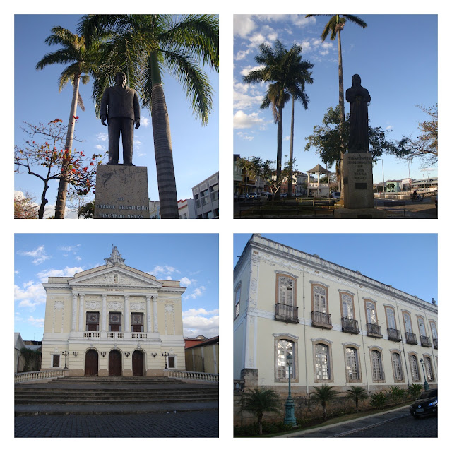 Centro histórico de São João del Rei - MG