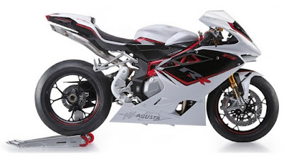 MV Agusta F4 RR side view image 2016
