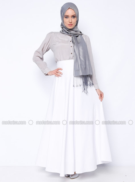 Hijab Moderne Turque Et Robe L Gante 2018 Hijab Fashion And Chic Style