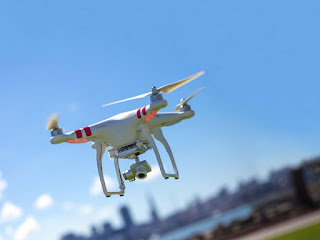 Why Drones Are Good for Your Mental Health