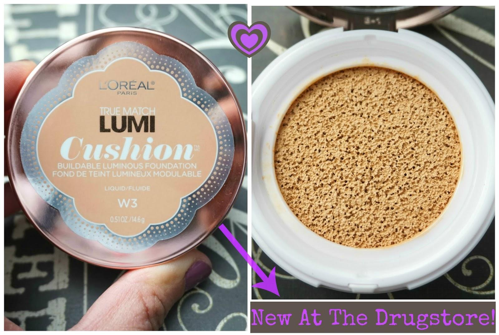 Makeup Fashion Royalty Review Loreal True Match Lumi Cushion Buildable Luminous Foundation