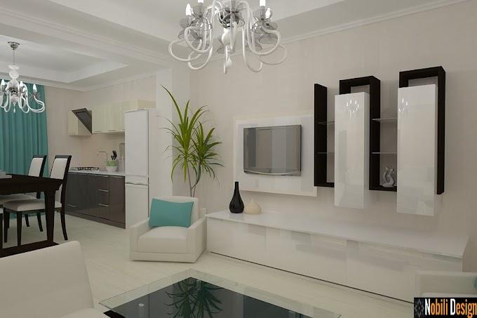 Design interior living casa moderna in Constanta - Arhitect Constanta pret