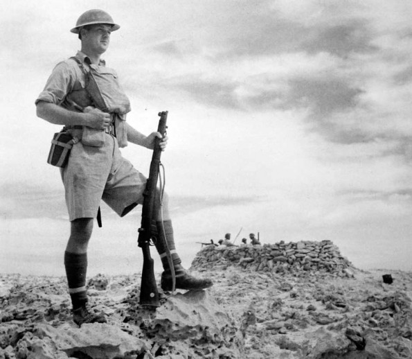 17 February 1941 worldwartwo.filminspector.com British soldier North Africa
