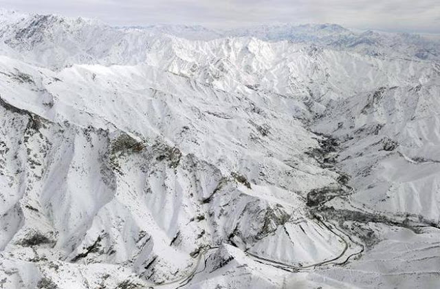 Avalanches, heavy snow kill 119 people in Afghanistan