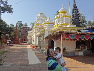Road Trip 1 with Baby to Ratnagiri.