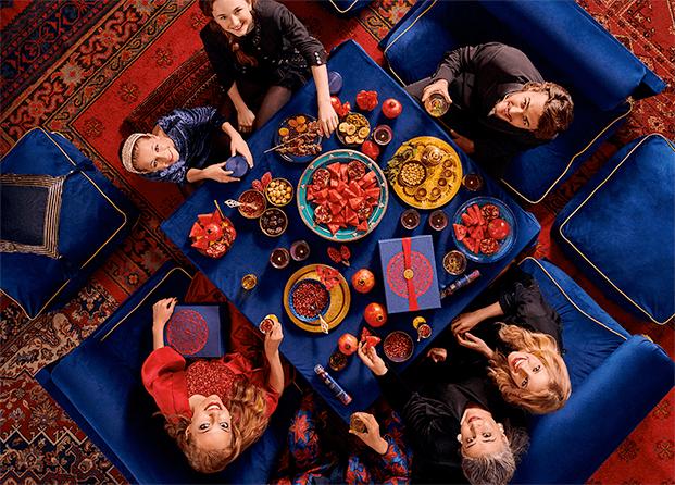 Calidez, luz y bienestar con The Ritual of Yalda, la nueva línea persa de Rituals