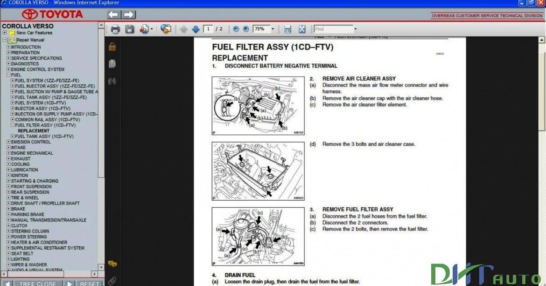 2009 corolla service manual product user guide instruction u2022 rh testdpc co 2007 toyota corolla owners manual pdf 2007 toyota corolla fielder owners manual