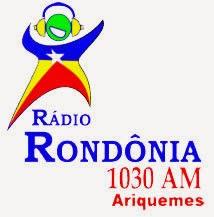 Rádio Rondônia FM de Ariquemes ao vivo