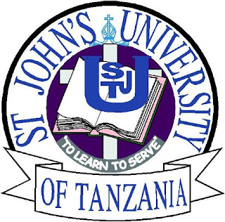 St. John's University of Tanzania (SJUT) : 3rd & 4th Batch Selection for Degree Programs and Non degree (Certificate & Diploma) Admissions 2018/19