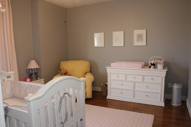 Shary S Photography Blog Alina S Pink And Gray Baby Nursery