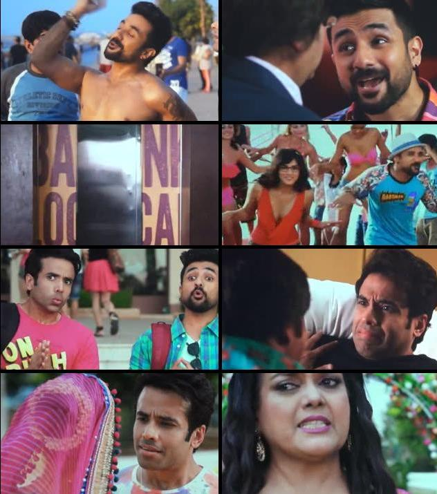 Mastizaade 2016 Hindi 720p DVDScr 850mb