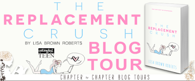 The Replacement Crush Blog Tour banner