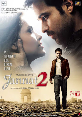 Jannat 2 (2012) [Hindi] 720p BRRip x264 AAC 5.1 Download Full Movie Gdrive