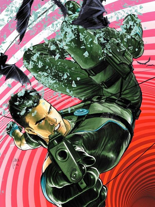 DC Comics launches Grayson comic after Nightwing Ends
