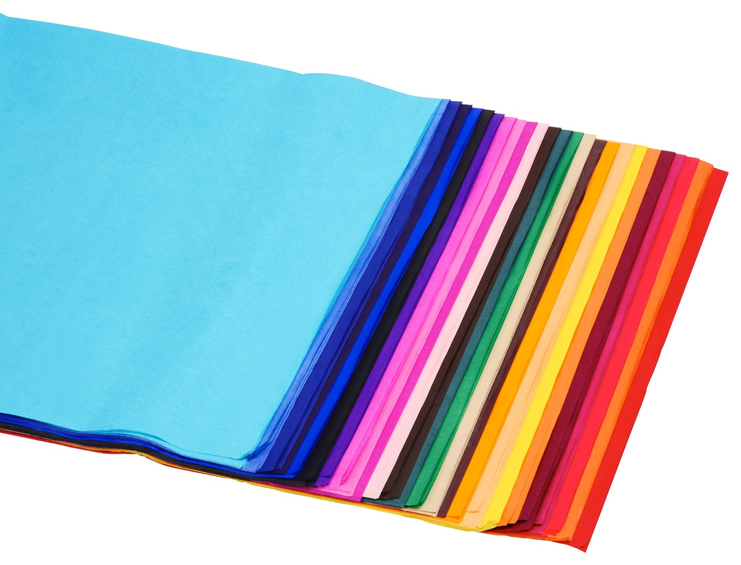 Popular Product Reviews by Amy: Tissue Paper-Craft Colored ...