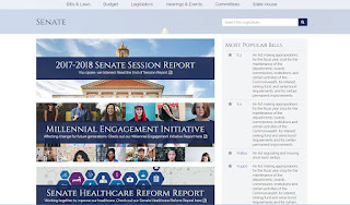 MA Senate Ends 2017-2018 Session