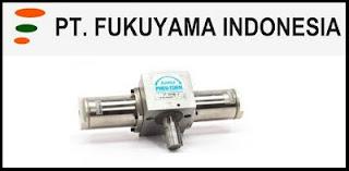 Loker SMK Terbaru MM2100 PT Fukuyama Giken Indonesia Cikarang - Via Pos