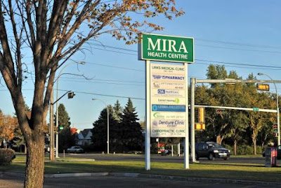 Mira Health Centre Location
