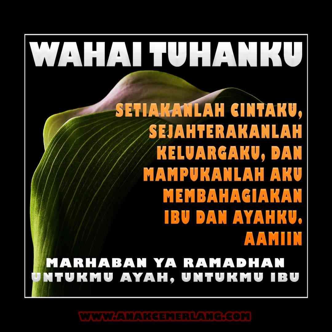 18 Ucapan Menyambut Puasa Ramadhan Untuk Orang Tua - Anak ...