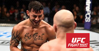 Resultados UFC Fight Night 108: Swanson vs Lobov