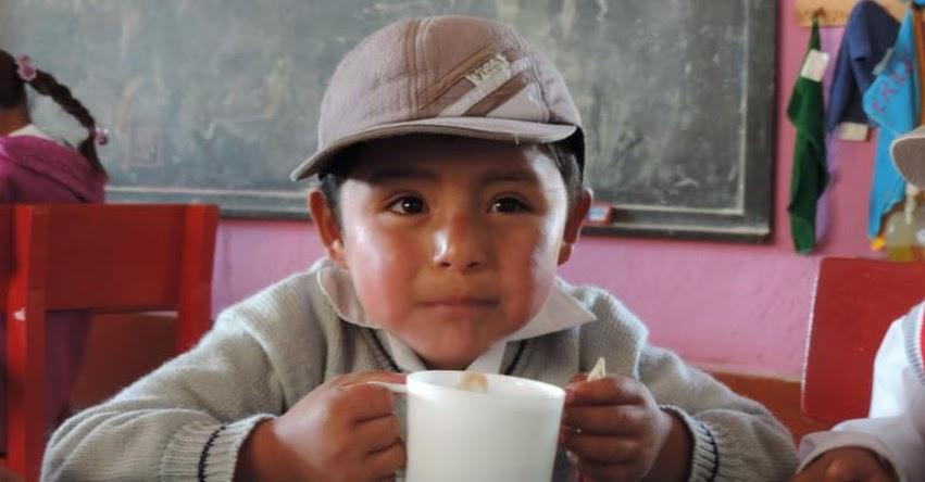 QALI WARMA: En Cajamarca inician servicio alimentario escolar este lunes 12 - www.qaliwarma.gob.pe