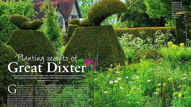 Las plantas en Great Dixter