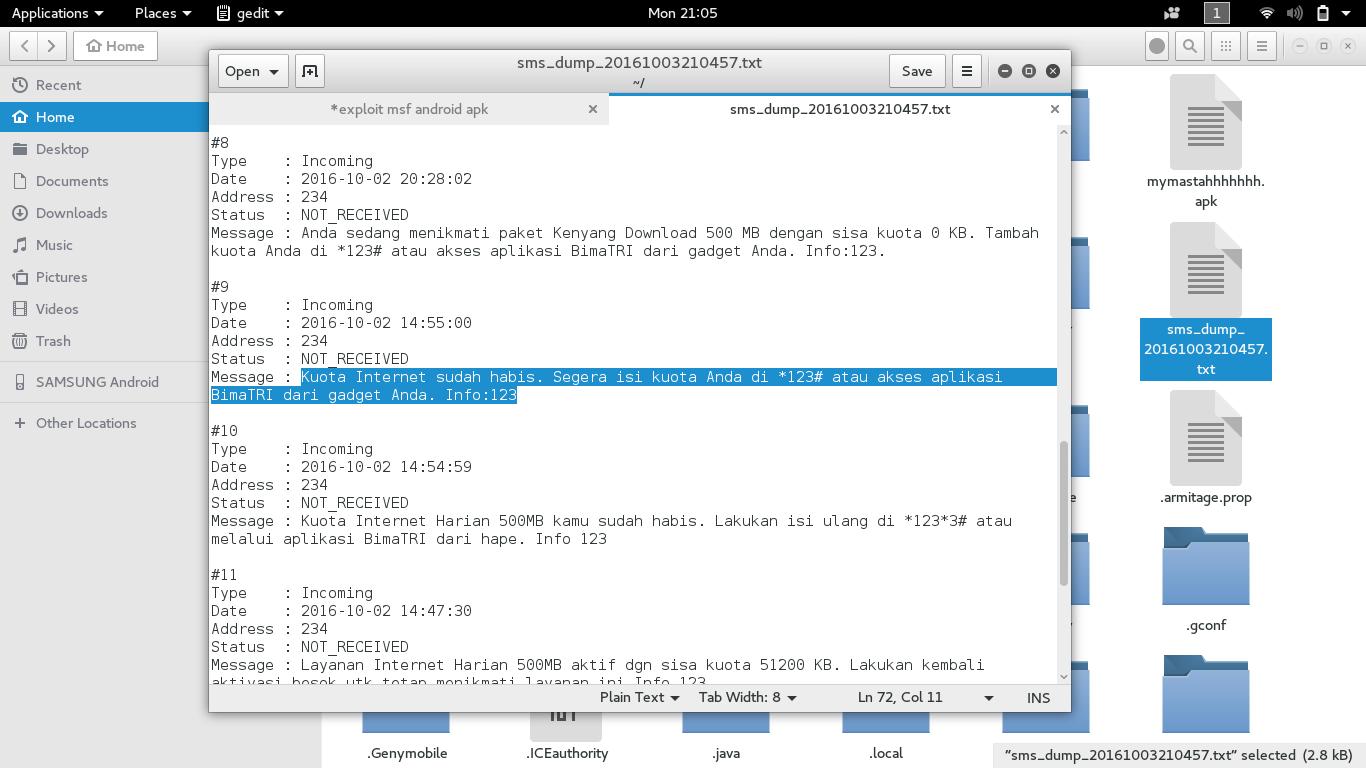 Backdoor Router Zte F609