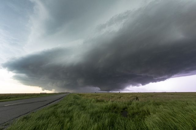 Cazando-tornados