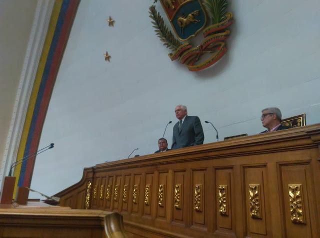 Casi una semana después, AN remite al TSJ en el exilio acuerdo de autorización para continuar proceso a Maduro