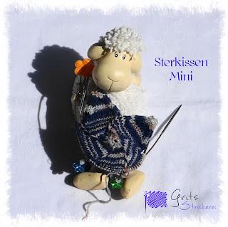 Sternkissen Asterisk Mini
