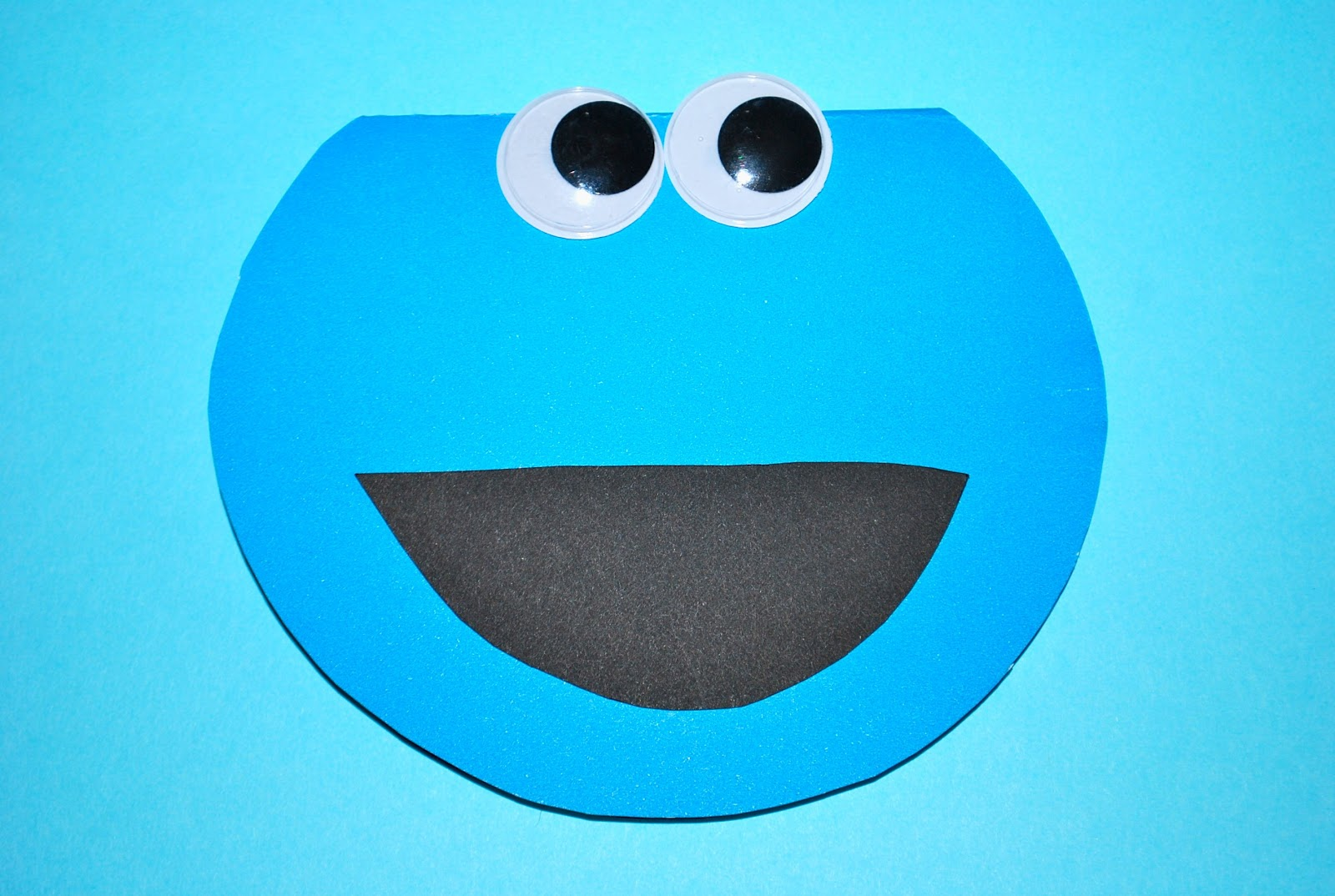 A Touch Of This, A Pinch Of That: Cookie Monster 2 Year