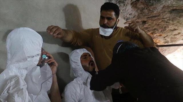 """Unión Europea sancionará a científicos sirios por """"fabricar"""" armas químicas"""