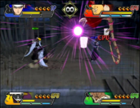 Bleach Blade Battlers 2nd PS2 ISO PS2