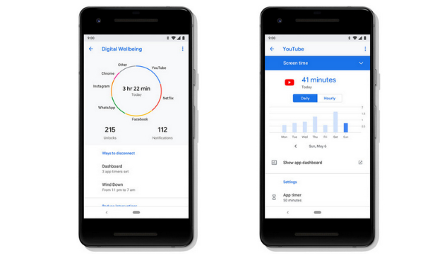 Digital Wellbeing Feature Released For Nokia Smartphones Currently Running Android Pie