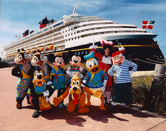 Cruzeiros da Disney em Orlando |  Disney Cruise Line