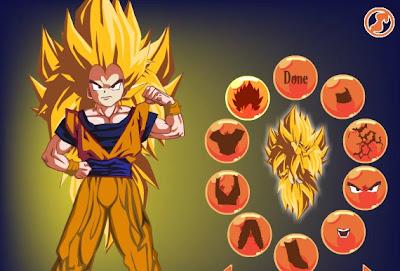 Juego De Crear Tu Personaje Dragon Ball Z Kai Juegos